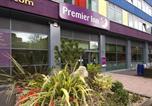 Hôtel Great Glen - Premier Inn Leicester City Centre-2