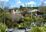 Hôtel Te Kuiti - Waitomo Caves Guest Lodge-4