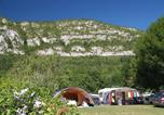 Camping  Acceptant les animaux Le Grand-Bornand - Camping les Fontaines-2