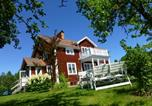 Hôtel Skinnskatteberg - Gröna Ånäs-2