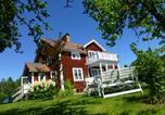 Hôtel Smedjebacken - Gröna Ånäs-2