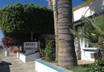 Hôtel Puerto Peñasco - Motel Carmelita-4