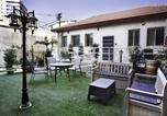 Hôtel חיפה - Loui Hotel Gardens-1