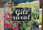 Location vacances Marles-sur-Canche - Face Aux Remparts-1