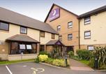 Hôtel Ullesthorpe - Premier Inn Rugby North - M6 Jct 1-4