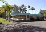 Hôtel Pambula - Eden Nimo Motel-3