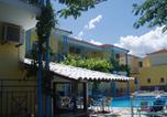 Hôtel Καλλονη - Anaxos Hotel-4