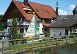 Location vacances Triberg im Schwarzwald - Pension & Apartments am Bergsee-1