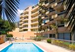 Location vacances Castellar - Residence Les Jardins du Cap