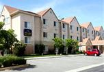 Hôtel Morgan Hill - Microtel Inn & Suites, Morgan Hill-1