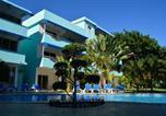 Hôtel Puerto Plata - New Garden Hotel-4