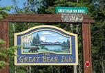 Hôtel Whitefish - The Great Bear Inn-2