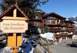 Location vacances Saint-Bon-Tarentaise - Chalet Jardins de Rosalie-1