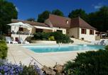 Hôtel Saint-Vincent-de-Cosse - La Borie Chic-1