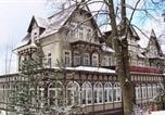 Location vacances Osterode am Harz - Apartment Villa Im Harz 1-2