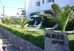 Location vacances Αγιος Νικολαος - Alikes Apartments-4