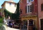 Location vacances Gargas - Une hirondelle en Provence-1
