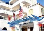 Hôtel Oceanside - San Clemente Little Inn by the Beach-1