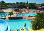 Camping avec Parc aquatique / toboggans Treffiagat - Camping de la Plage de Cleut Rouz-3