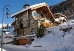 Location vacances Bonneval-sur-Arc - Villa in Val D'Isere V-4