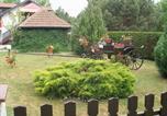 Location vacances Palić - Guest house Jovanovic-4