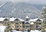 Location vacances Chamonix-Mont-Blanc - Pierre & Vacances Résidence premium La Ginabelle