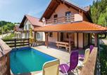 Location vacances Delnice - Holiday home Gmajna Iv-1