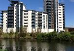 Location vacances Butetown - Riverbank Penthouse and Apartments-2