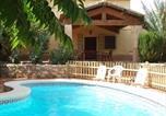 Location vacances Jumilla - Casa Rural Rosendo-1