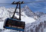 Location vacances Vallorcine - Duplex Chamonix Les Grands Montets-1