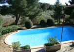 Location vacances Les Baux-de-Provence - La Santoline-2