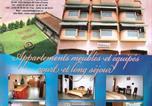Hôtel Côte d'Ivoire - Hotel Vanestelle-4