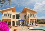 Location vacances Benitachell - Apartment with pool, garden in Benitachell-1