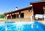 Location vacances Riudarenes - Villa Gabi-2