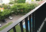 Location vacances คลองเตยเหนือ - City Center2br Mrt/Bts Sukhumvit,Bkk-1