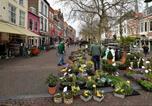 Location vacances Delft - Luxury Apartments Delft Iii Flower Market-1