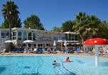 Camping avec Ambiance club Agde - Camping Village Club Le Napoléon-4