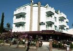 Hôtel Marmaris - Karakas Apart Hotel-3