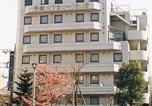 Hôtel Kawasaki - Toyoko Inn Tokyo Kamata No.1-1