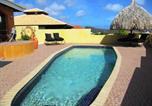 Location vacances  Antilles néerlandaises - Villa Bienvenidos-4