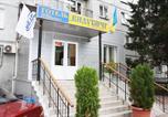 Hôtel Ukraine - Vydubychi-2