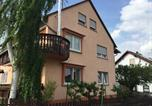 Location vacances Oestrich - Apartment A 1-1