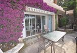 Location vacances Bord de mer de Le Lavandou - Holiday home La Tarente-4