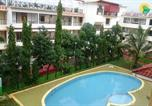 Location vacances Vagator - 2 bedroom Apartment in Vagator, Vagator, by Guesthouser-1