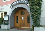 Location vacances Schaffhausen - Gasthof Hirschen-3
