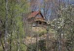 Location vacances Blowing Rock - Waterfalls Rd Cabin-Close to Downtown Blowing Rock-4