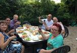 Location vacances Anglars-Juillac - Holiday Home Petite Maison Bleue-3