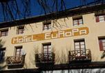 Hôtel Fos - Hotel Europa-2