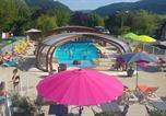 Camping avec Club enfants / Top famille Aveyron - Camping Les Calquières-1