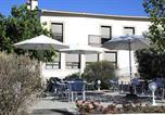Hôtel Garrovillas - Hotel Balneario de Brozas-4